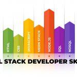List of core full stack developer skills